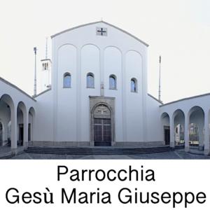 Parrocchia Gesù Maria Giuseppe Milano Logo